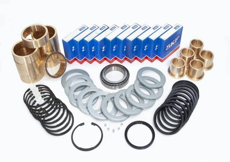 Brass bearing exchange kit, EL905E