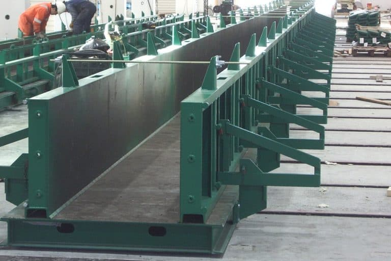 Basic beam mold
