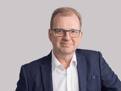 Matti Tirkkonen, CFO