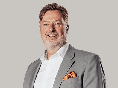 Ismo Kallio, Vice President, Sales