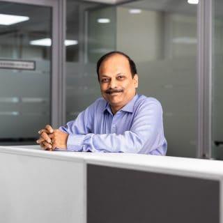 Aurobindo's CEO Mr. Ravindra Kumar VJ