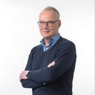 Timo Ahlfors, Logistics Manager