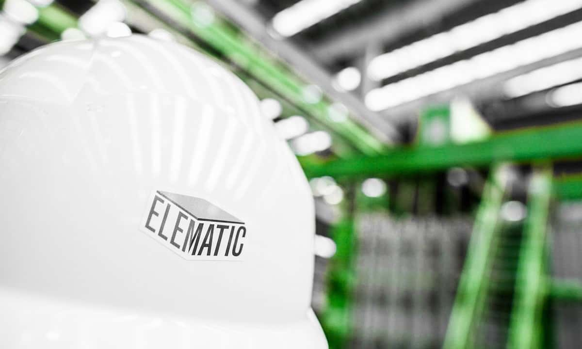 Elematic safety hat